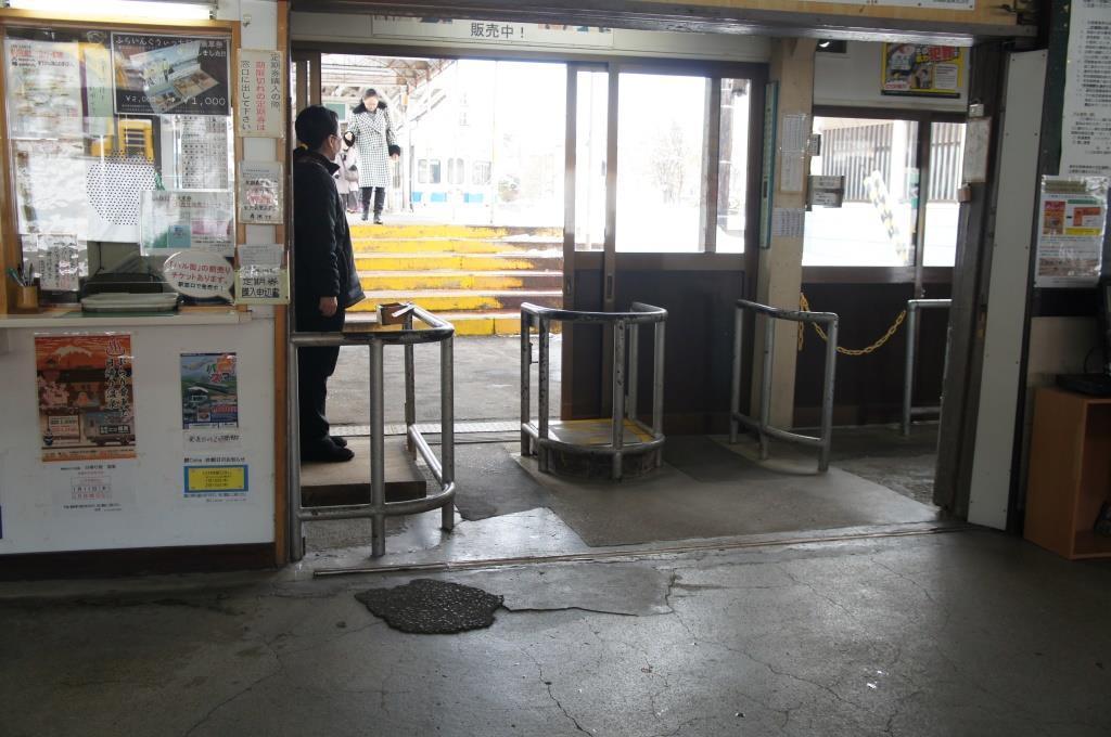 中央弘前駅08