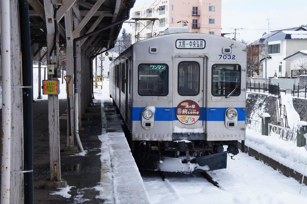 中央弘前駅11