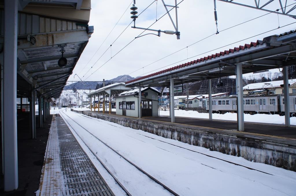 大鰐駅21