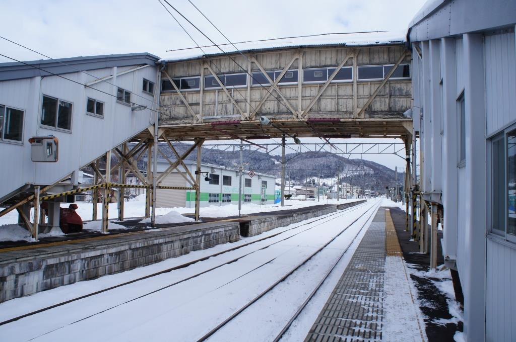 大鰐駅22