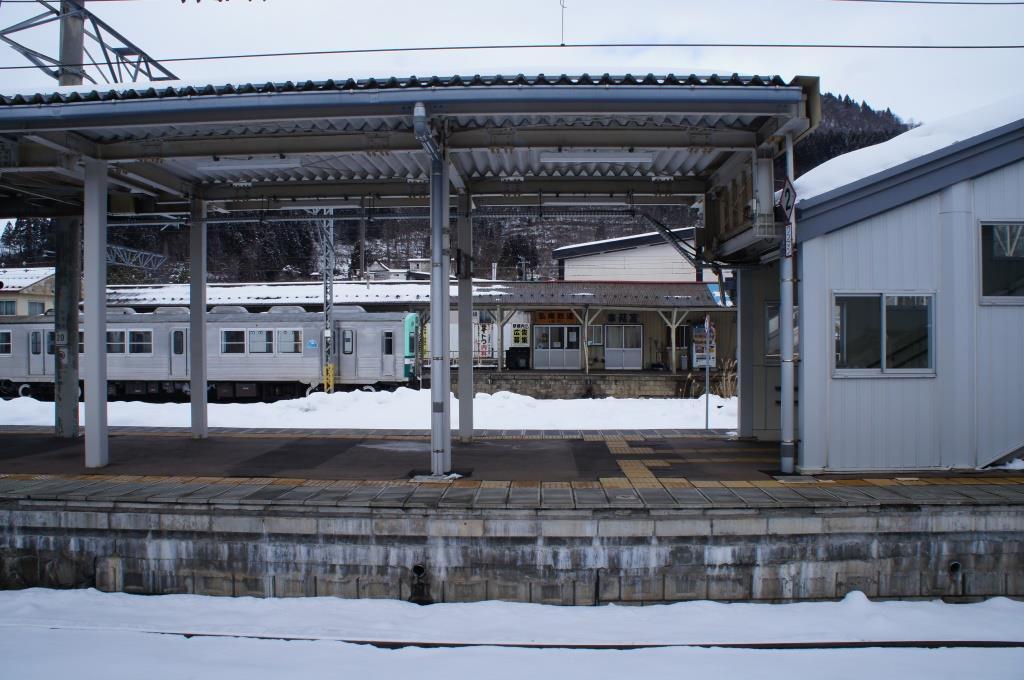 大鰐駅23