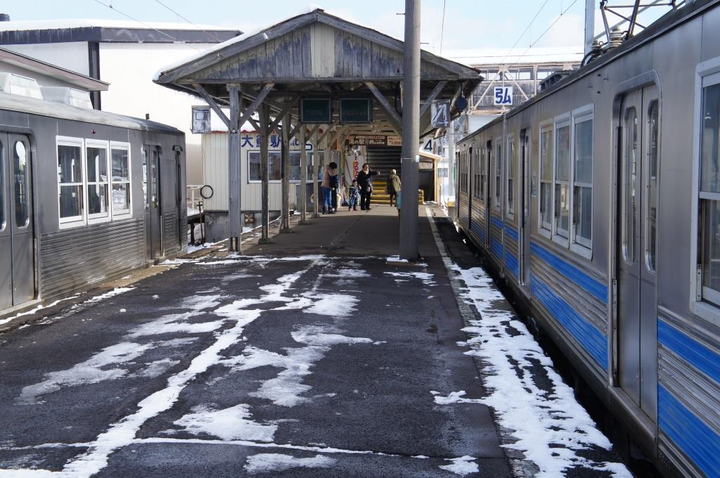 大鰐駅26