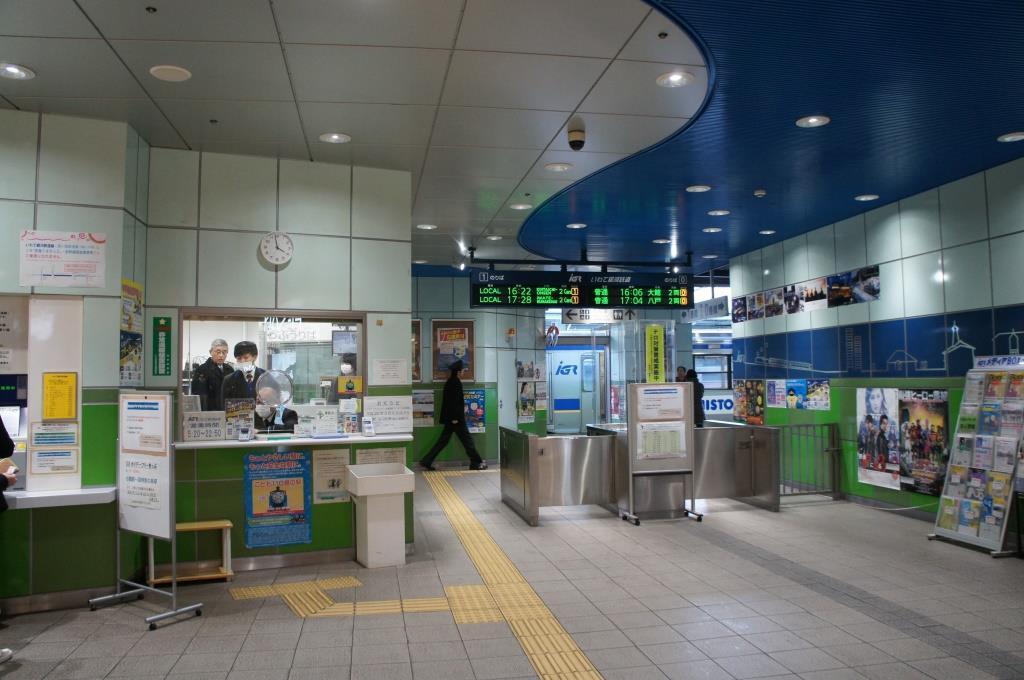 盛岡駅07