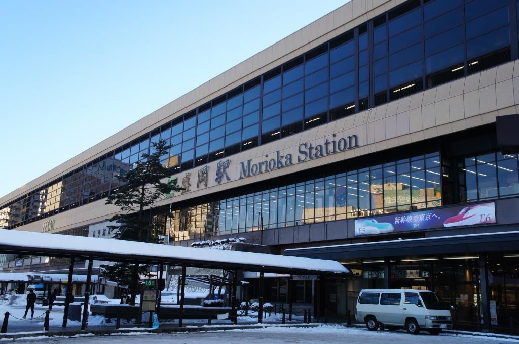 盛岡駅12