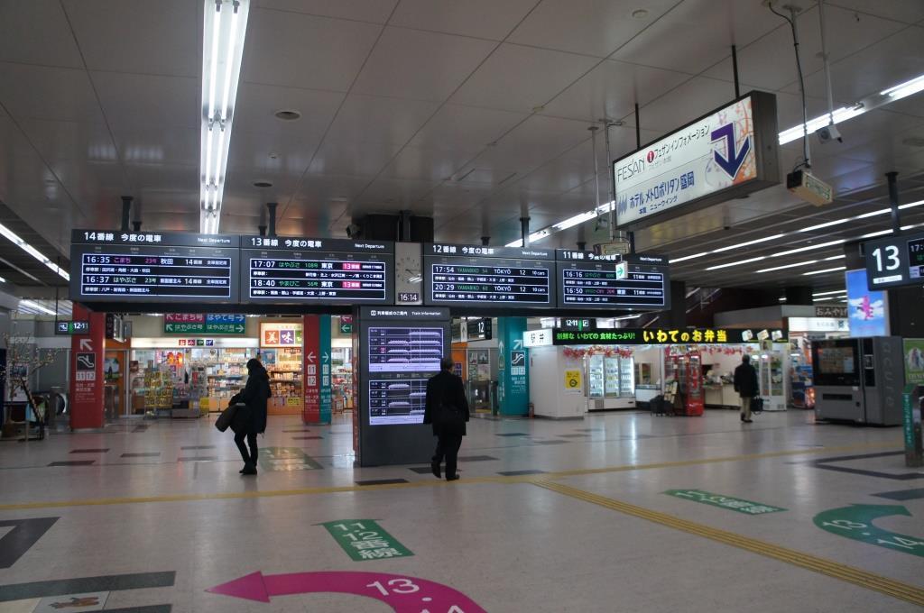盛岡駅23