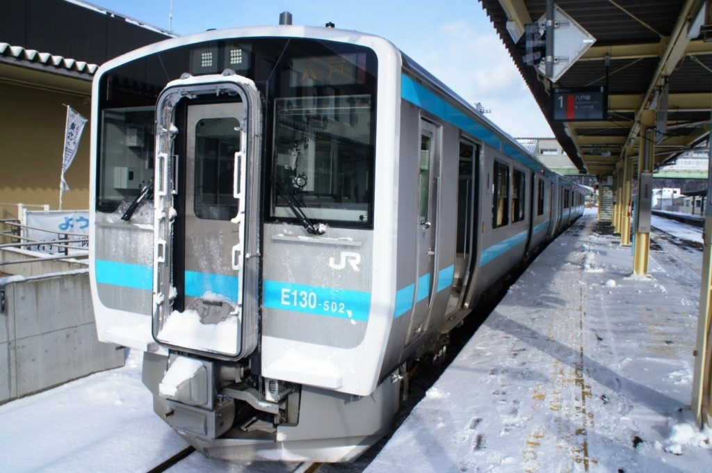 久慈駅14