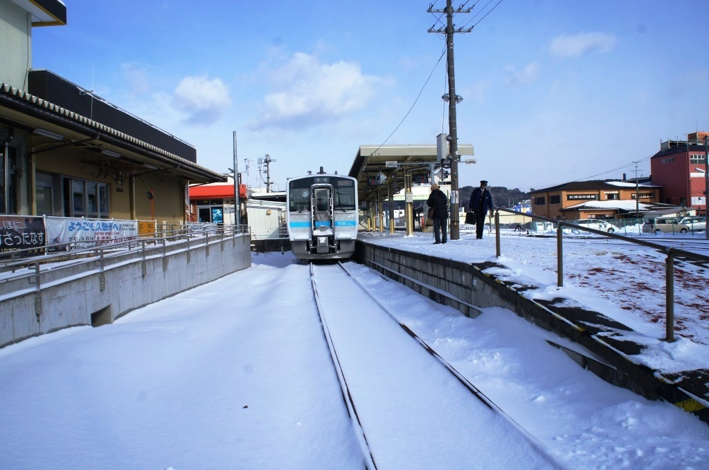 久慈駅16
