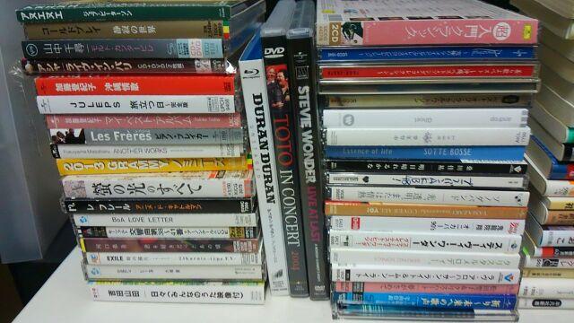 20171209_CD・DVD買取・岡山