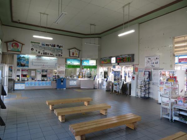 紀伊田辺駅2