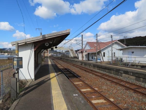 紀伊富田駅2