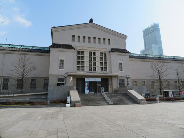 天王寺美術館1