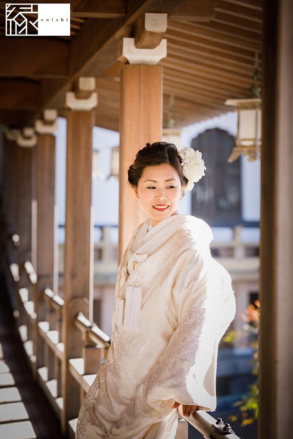 国際結婚縁鎌倉ウェディング和装前撮り11