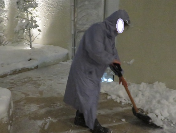 10A11S 雪かき 0122