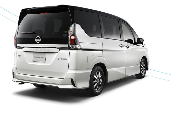 NISSAN SERENA e POWER 2