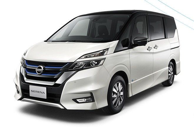 NISSAN SERENA e POWER