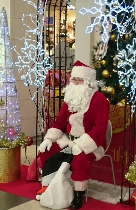 サンタクロースの出張サービスはイベント本舗