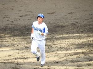 佐野も素晴らしい打球でした!
