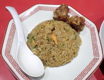中華そば ふじい 芦原橋本店 昼飯セットA