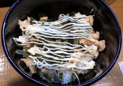 麺屋 一刃 本日の丼