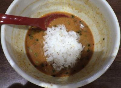 喜界島担々麺 喜界島担々麺 100%&麦ご飯