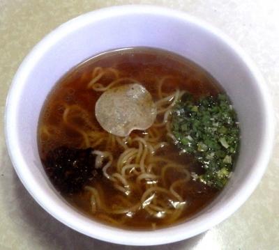2/12発売 渋谷 喜楽 中華麺(できあがり)