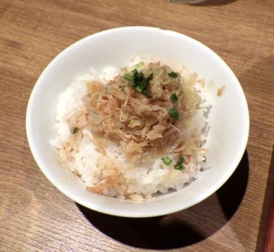 麺と心 7 ホタテご飯