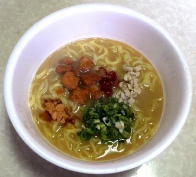 1/1発売 トリカライヌードル 辛口鶏白湯味(できあがり)