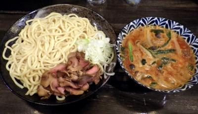 綿麺 フライデーナイト Part143 (18/1/26) 特製辛味噌☆豚骨つけ麺 あつもりバージョン