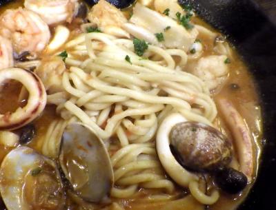 綿麺 フライデーナイト Part144 (18/2/9) ブヒィ!ヤベース(麺のアップ)