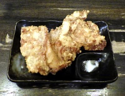 綿麺 からあげ(2017年12月)