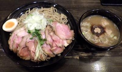 綿麺 14周年! つけ麺 大+スープ割り