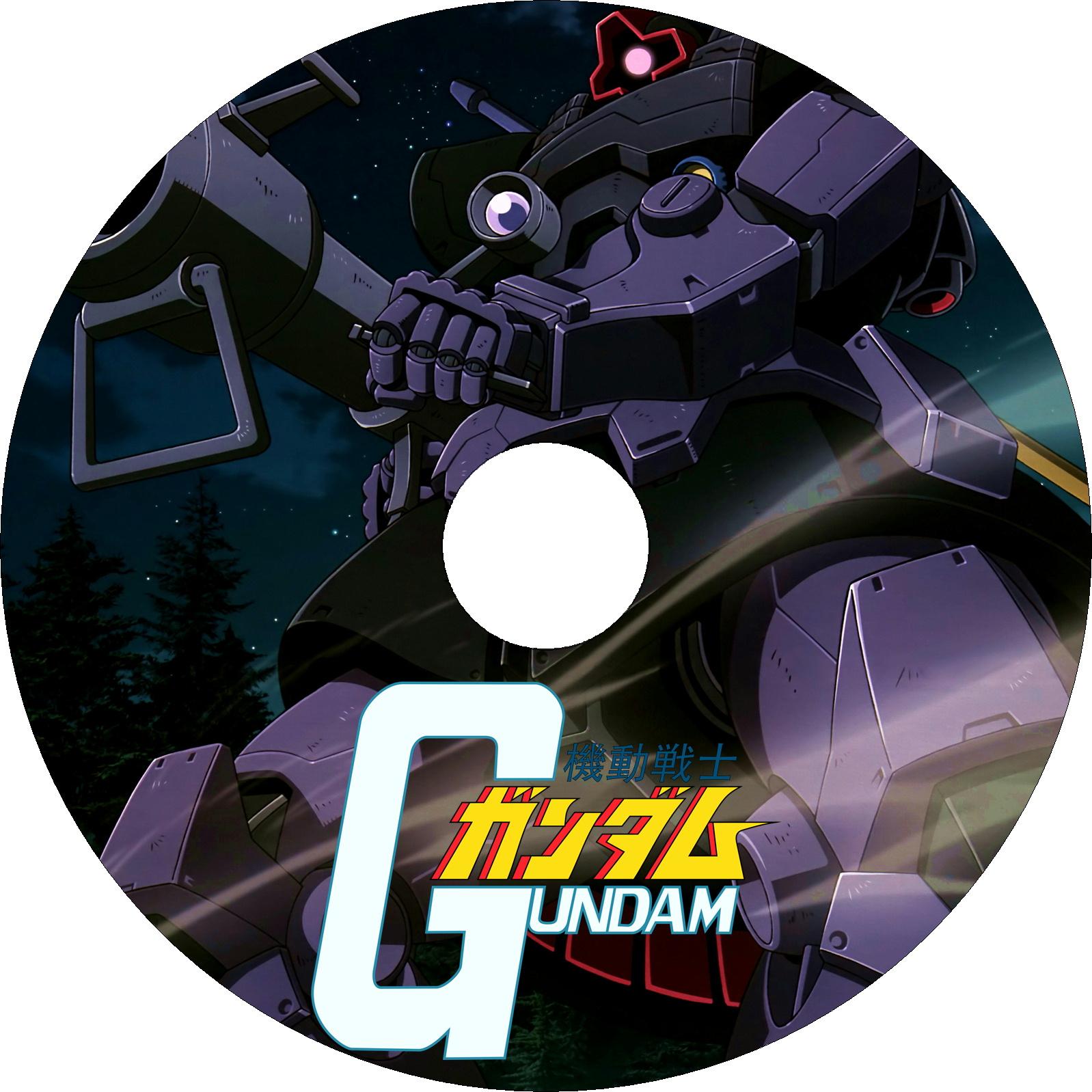 機動戦士ガンダム ラベル(汎用)5