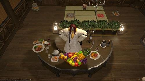 FF14 料理 食事