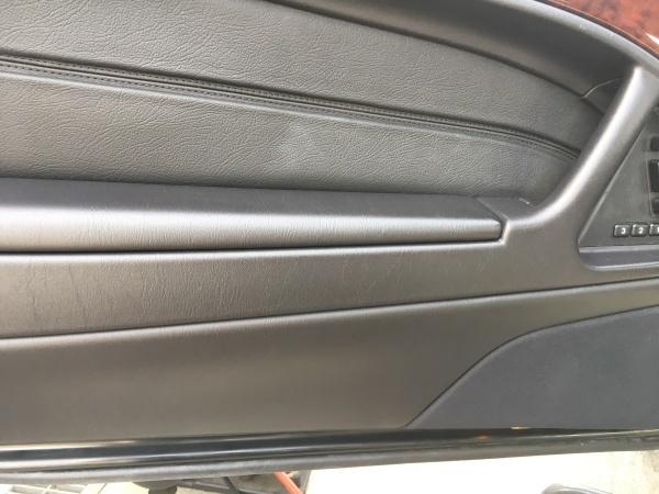 ドアトリム・シフトノブ 傷補修 ベンツSL500