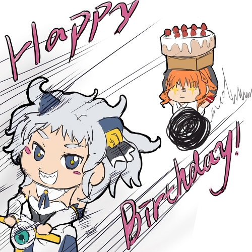 Rui、Cthylla生日