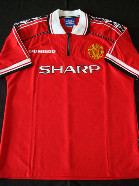 98/00 MANCHESTER UNITED (H)