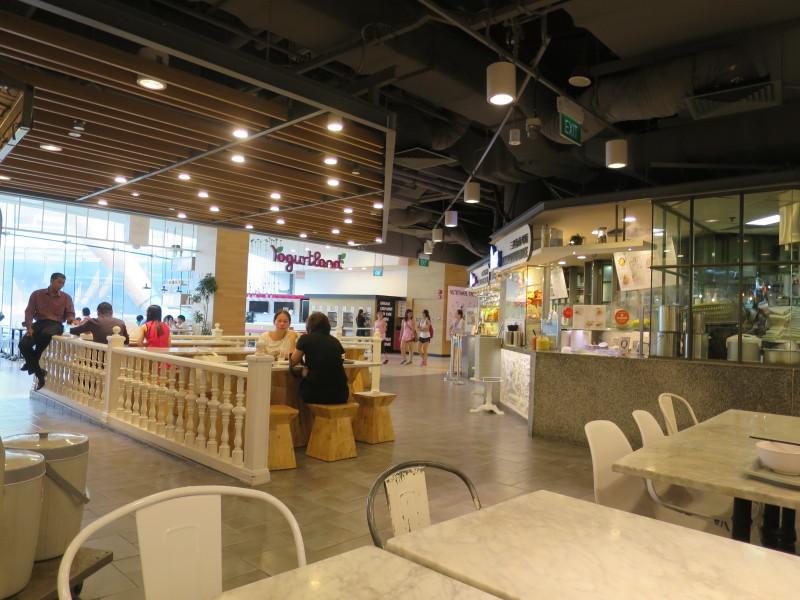 シンガポール 朝食 チキンライス