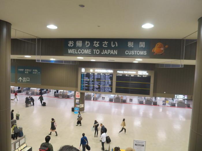 上海-成田便 JAL