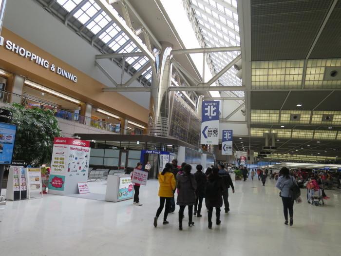 成田空港 ファーストクラスラウンジ