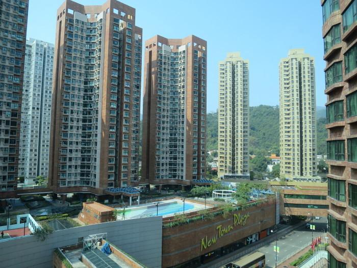 ロイヤルパーク 香港 シャーティーン
