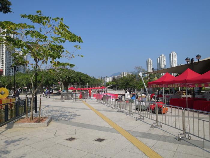 沙田公園 Sha Tin Park