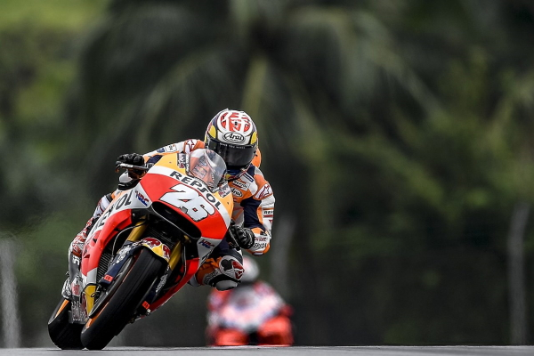 MotoGP セパンテスト開幕~^^