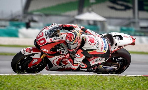 MotoGPセパンテスト終了
