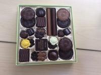 ボランティアさんからのチョコギフト