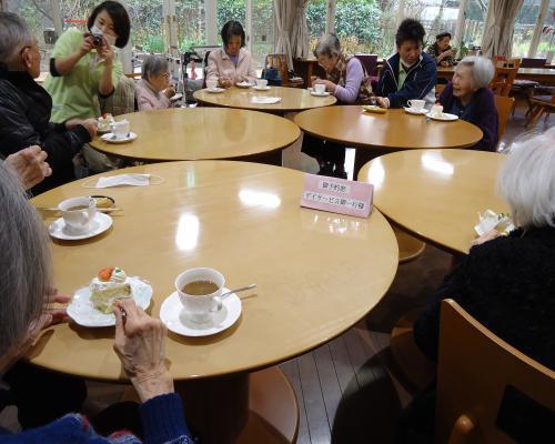 2月喫茶(DS)
