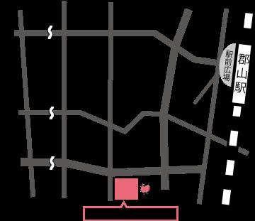 文化センター地図