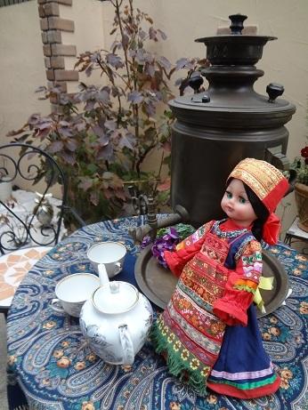 マリンカ庭テーブル