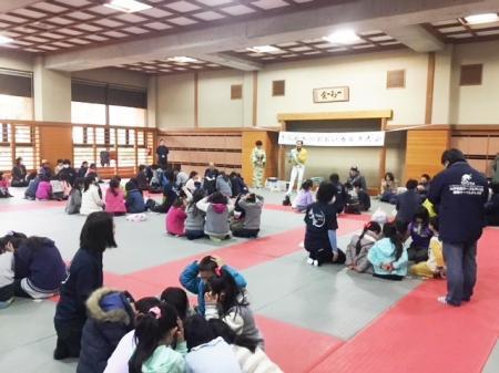 大井町カルタ大会04