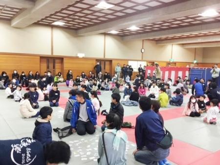 大井町カルタ大会02