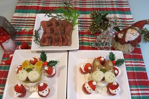 12-31クリスマスケーキ1
